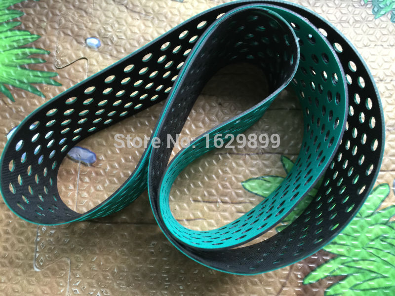 5 pieces printing machine belt for heidelberg SM-52 G2.020.009, heidelberg SM52 and PM52 feed table suction tape<br>
