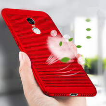 Buy EMIUP phone cases xiaomi redmi 4x case Fashion Heat Dissipation matte Hard Back Plastic cases redmi note 4x case for $1.94 in AliExpress store