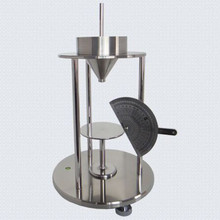 DF-1-05 Professional Manufacturer Powder Angle of Repose , Repose Angle Testing Equipment , Repose Angle Measuring Instrument(China)