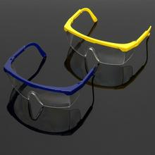 Protective Glasses Blue and White Color Safety Goggles Eye Protection Workplace Safety Supplies(China)
