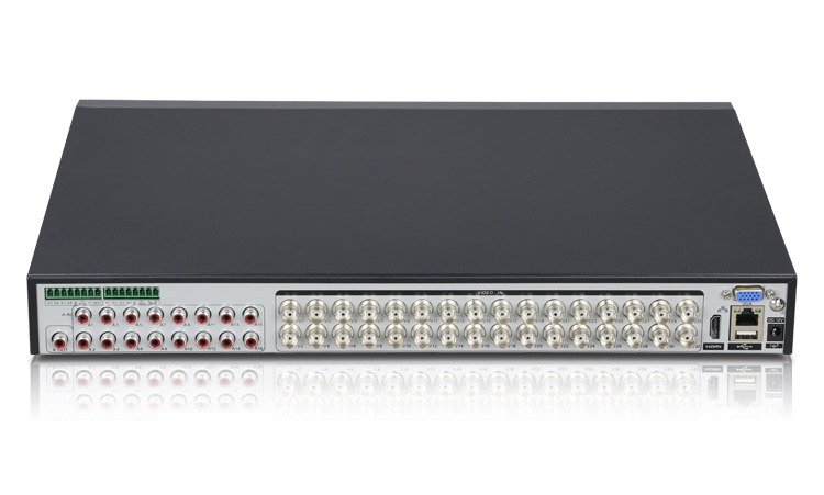1080P,960P,720P,960H Surveillance Camera HI3531A 32CH 32 Channel 6 in 1 Coaxial Hybrid IP NVR CVI TVI AHD CCTV DVR picture 02