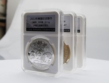 PCCB Coin Display Slab Capsule Grade Collection NGC Coins Holders Storage Boxes High-Quality