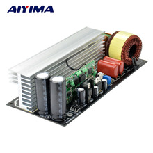 AIYIMA 1pcs 3000W Pure Sine Wave Inverter Power Board Post Sine Wave Amplifier Board(China)