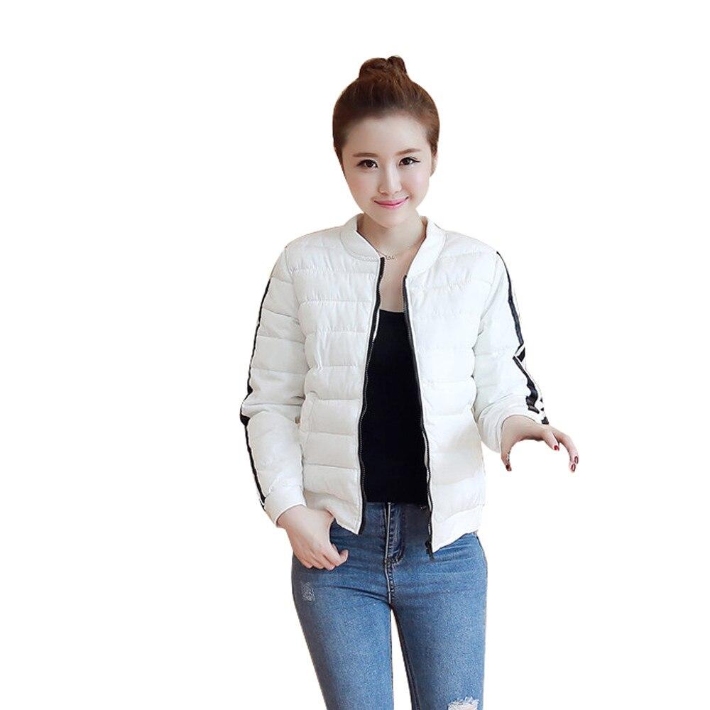 Womens Winter Thick Warm Jackets Coats 2017 Womens Slim Casual Zipper Down Cotton Parkas Overcoat Anorak Jacket Femme Plus SizeОдежда и ак�е��уары<br><br><br>Aliexpress