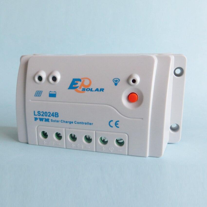 20A 12V 24V LS2024B Landstar EP Solar Charge controller Regulator<br>