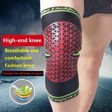 Anti-Collision Basketball Knee Strap Warm Outdoor Climbing Cycling Sport Knee Guards Brand Sporting Goods Unisex Rodillers F601