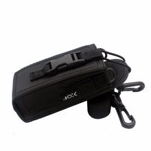 XQF 3 in 1 Two Way Radio Bag Holster Case for Motorola GP328 MTP850 Midland Icom Baofeng UV-82 Wouxun Walkie Talkie (Big Size)(China)