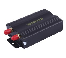 vehicle gps tracker tk 103 with shock sensor , fuel level monitoring gps tracker BN-103A