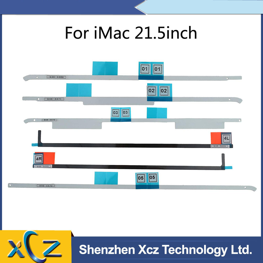 076-1444 LCD Display Screen Adhesive Strips Tape Compatible for iMac 27 A1419 Late 2012- Mid 2017 Willhom