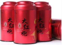 high quality organic dahongpao tea 100g best gift packing wuyi mountain Oolong loose Big Red Robe tea C114