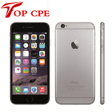 "Original Factory Unlocked iPhone 6 Dual Core 4.7"" 1GB RAM 16GB 64GB 128GB ROM 8MP 1080p Multi-Touch WCDMA 4G LTE mobile phone"
