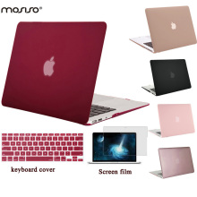 MOSISO for Macbook Pro 13 Retina A1425/A1502 Matte Plastic Hard Case Cover for Mac book Air 13 13.3 Laptop Shell+Keyboard Cover(China)