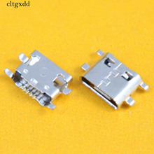 cltgxdd Micro USB jack for phone charging connector terminal used for phone MEILAN 1(China)