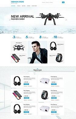 MASS设计★无人机 航模 电子玩具 数码3C 三色风格