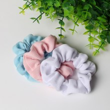 Buy Fashion Cute Medium cloth circle Women Elastic Hair tie Hair Accessories Party Hair Scrunchies Ponytail Holder Hairband for $2.90 in AliExpress store
