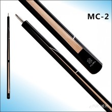 "Fury MC Series Chinese pool cue Canada Maple Cue Billiards + 6"" Extension 11 mm tip MC-2"
