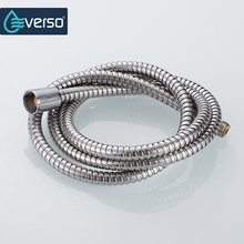 Plumbing Hose Pull out Hose 1500mm 304 Chrome Stainless steel 6011 Bathroom Shower Kitchen Sink Hose