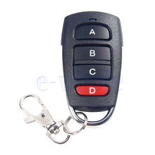 MLLSE Universal 4 Button Clone Cloning Copy 315mhz Electric Garage Door Remote Control Duplicator Key Fob HG5651