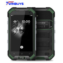 Blackview BV6000 Mobile Phones 4G LTE Smartphone 4.7' Android 6.0 cell phones Octa Core 3G+32GB 13MP GPS Waterproof phone IP68(Hong Kong)