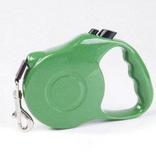 3M 5M Retractable Dog Leash Extending Puppy Walking Leads Dog Collars Leads(China)