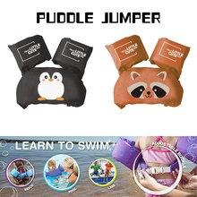 BABY arm rings child life vest life jacket children puddle jumper boy swimwear foam swim rings girl pool swim water paly boat(China)