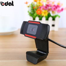 EDAL Web Cam USB 2.0 PC Camera 640X480 Video Record HD Webcam Web Camera with MIC for Computer PC Laptop Skype MSN(China)