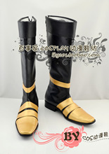 Final Fantasy Vincent Valentine  color 2 Cosplay Boots shoes shoe boot  #NC115  anime Halloween Christmas
