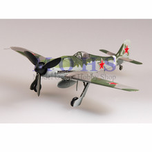 EASY MODEL 37263 1/72 Assembled Model Scale Finished Model Scale Airplane Scale WW II Warbird FW190 FW-190D-9 CCCP 1945(China)