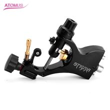 New rotary tattoo machine Stigma Bizarre V2 blue high quality tattoo machines free shipping 1001318