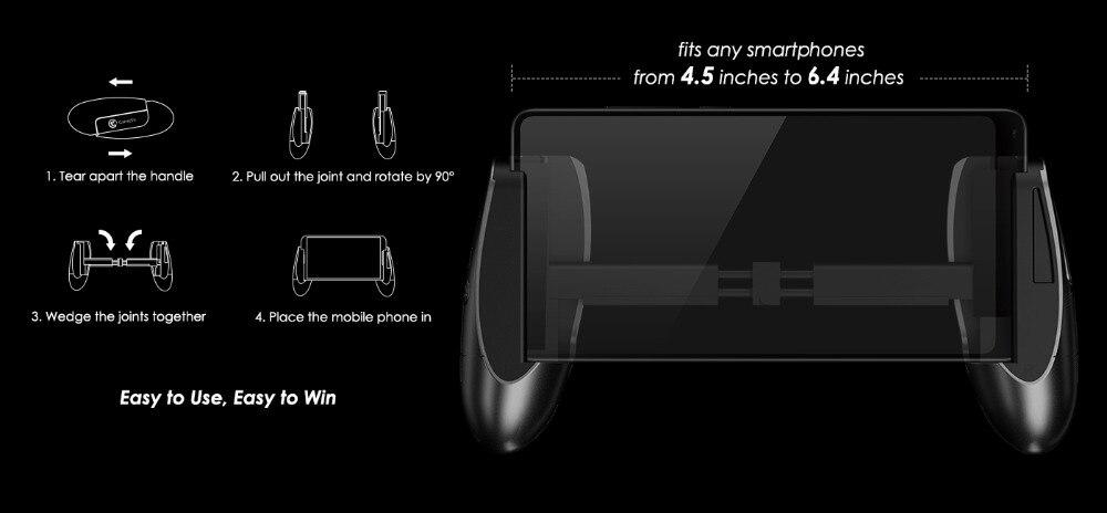 GameSir F2 Gamepad Pubg mobile (7)