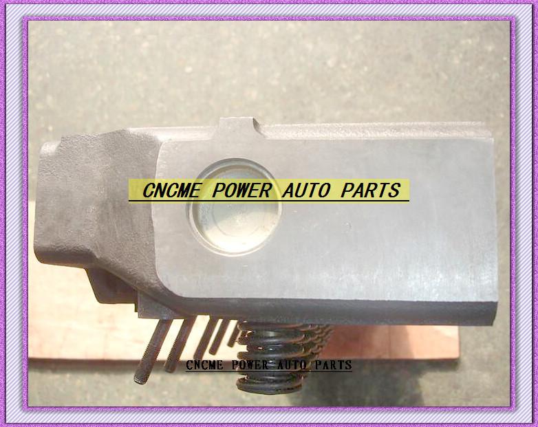 6BD1 6BG1 Cylinder Head For Isuzu FSR FST FTS FVR Forward Journey JBR JCM JCR JCZ ECR 5.8L D 12v 1976-81 1981-83 1-11110-601-1 (3)