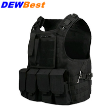 DEWBest Black Female NIJ IIIA 3A and Level 1 Stab Concealable Aramid Bulletproof Vest Covert Ballistic Bullet Proof Vest(China)