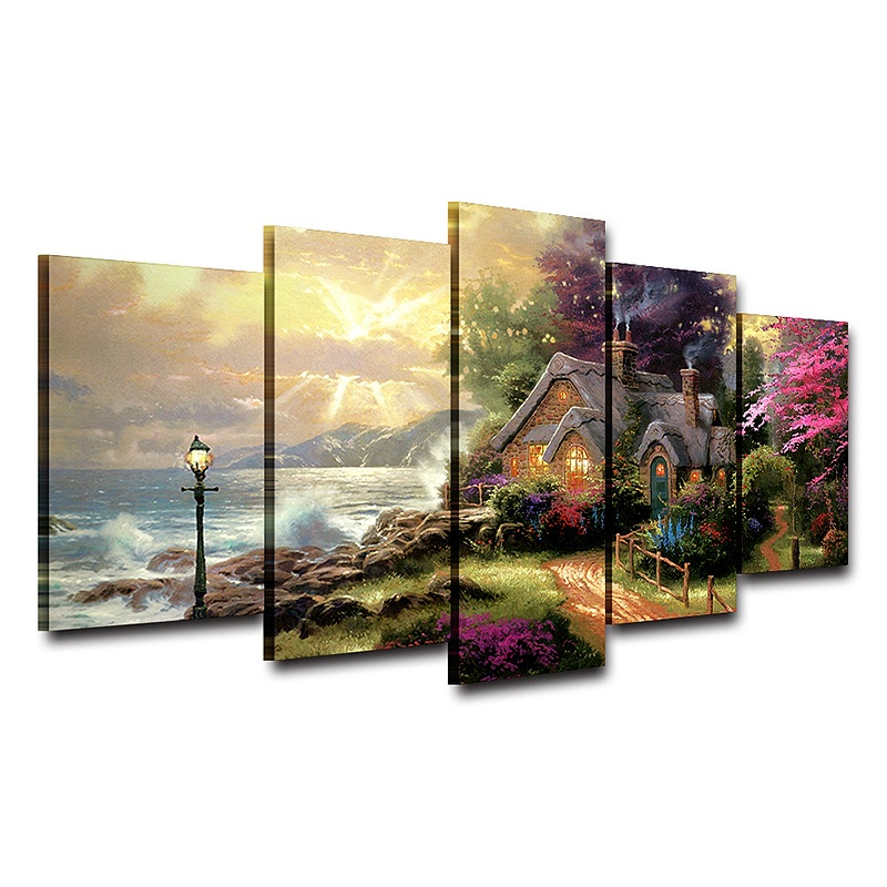 Artistic-Canvas-Print-Painting-Landscape-Pattern-HD-Printed-Classic-Oil-Painting-Drawing-room-wall-decor-bedroom (1)