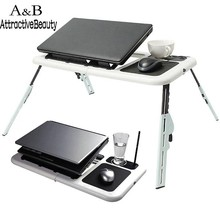 Homdox Foldable Laptop Table Bed Sofa Adjustable Computer Stand Desk Reading Holder N3020(China)