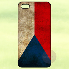 Czech Republic Flag PC Cover Case for LG G2 G3 G4 iPhone 4 5 5C 6 6S iPod Plus Samsung Galaxy S3 S4 S5 Mini S6 S7 Edge Note 2 3