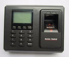 ZK software biometric access control fingerprint system with wigand tcp ip usb RS232 and RS485
