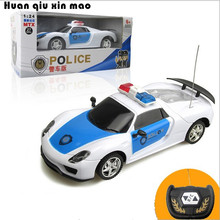 Baby toy cars 1:24 Electric RC Cars Machines on the Remote Control Radio Control Cars Toys Gifts For Boys Children(China)