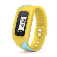 Perfect Gift Hot selling New Digital LCD Pedometer Run Step Walking Distance Calorie Counter Watch Bracelet YE Oct28