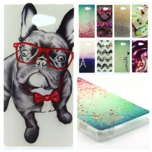 Buy Sony Xperia M2 S50H Dual D2302 Case Love Wolf Printing Soft Silicone TPU Back Cover Sony Xperia M2 aqua phone case for $2.37 in AliExpress store