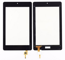 For Acer Iconia One 7 B1-730HD 95CM New Black Front Outter Digitizer Touch Screen Glass Panel Lens Replacement