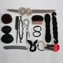 New Arrive Womens Girls Hair Accessories, HeadBand & Hair Comb Hairpin,Women Dish hair appliance tools different type/1Set