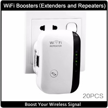 300Mbps WiFi Repeater Extender Wireless N 802.11N/B/G WPS Network AP Router Range Signal Expander Booster Extend Amplifier - PixLink store