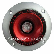 High Dome Tweeter,Tweeter Speakr,Speaker Driver Unit with Light,Super Bullet Tweeter,Free Shipping