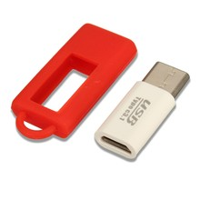 USB 3.1 Type C Male to Micro USB 2.0 5Pin Female Data Adapter For Tablet & Mobile Phone White Color