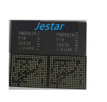 3pcs/lot pmb9820 baseband cpu For samsung i9500 galaxy s4(China)