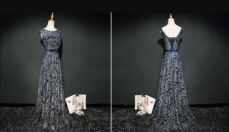 BUY Gold Evening Dress Formal Evening Gown on sale