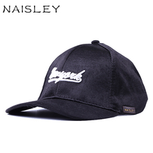 NAISLEY 2017 Limited Unisex 7 1/2 Summer Letter Baseball Caps Embroidered For Hat Cap New Bone Hip Hop Cotton Adjustable Hats(China)