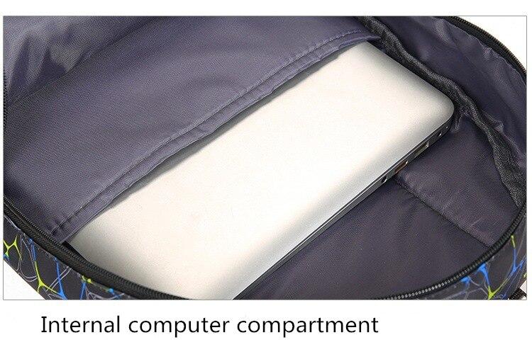 حقائب مدرسية عالية الجودة قماش 44