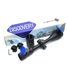 Discovery VT-2 4-16X50 SFIR Long Range Rifles Scope Airsoft Red And Green Illuminated Fiber Optic Sight Riflescope Hunting(China)