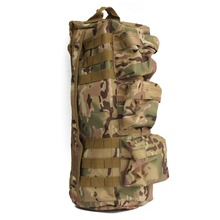 Nylon Outdoor Sports Tactical Military Travel camping Hiking Backpack single shoulder bag Sling Chest bag Messenger climbing bag